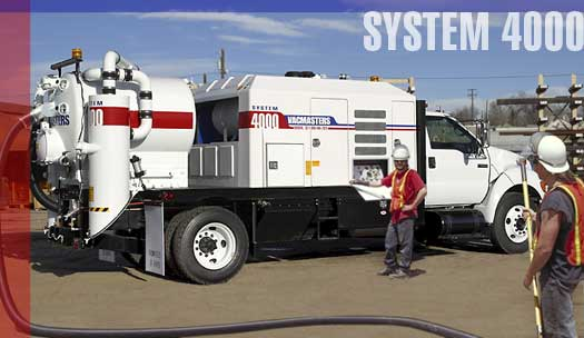 Vacmasters system 4000